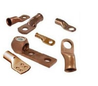 Electrical Brass Cable Lugs