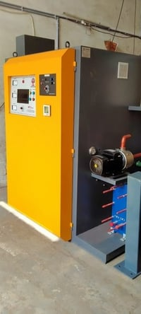 Heavy Duty Induction Furnace