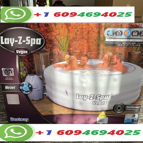 Lay Z Spa Miami Inflatable Hot Tub Jacuzzi Certifications: Ce