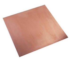 Copper Earthing Plates