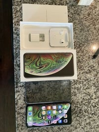 iPhone XS Max 256 GB Space Gray (Apple)