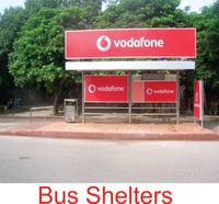 Bus Shelter Advertising Services
