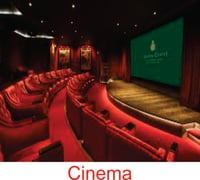 Cinema Branding &  Promotions Services into Barter.