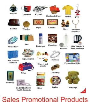 Sales Promotional Products Services into Barter
