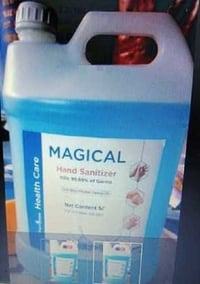 Alco-hol Based Hand Sanitizers