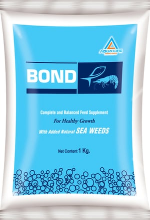Bond All Minerals With Added Seaweed Powder
