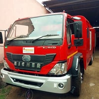 Truck Mounted Foam Fire Tender