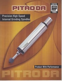 Super Precision Internal (Bore) Grinding Spindle