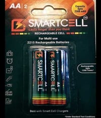 AA2 Rechargeable Pencil Battery