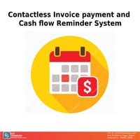 Contactless Invoice Payment and Cash Flow Reminder System