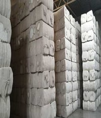 Raw Cotton Fiber Or Bales