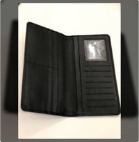Black Colour Credit Debit Card Case