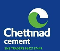 Chettinad Cement With High Bonding Strength