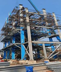 Fabrication and Erection Structure Service Provider