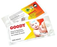 Fever Cooling Patch for Children and Adult