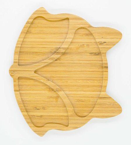 Plain Design Bamboo Tray