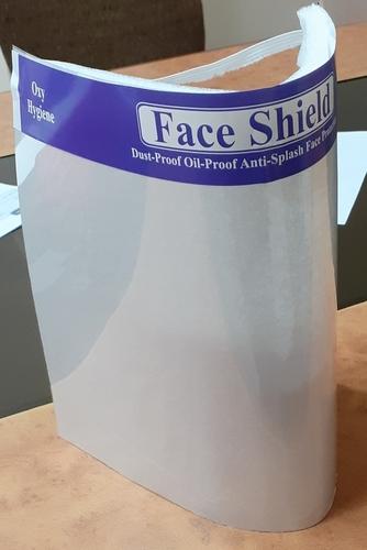 Lightweight Kids Face Shield