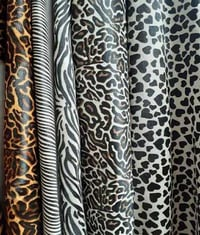 Best Price Hairon Printed Leather
