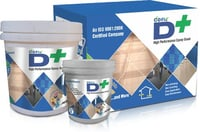Dfix D+ High Professional Epoxy Grout 5KG Pack