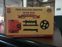 Commercial Rolling Shutter Gear Box