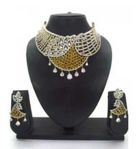 Fine and Attractive Choker Necklaces Sets