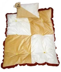 Baby Quilt And Pillow Set