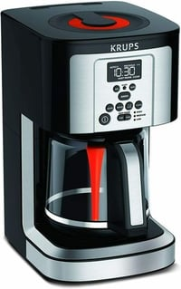 Programmable Coffee Maker With 1 Year Warranty