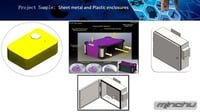 3d modeling Services - Machine Designing Service