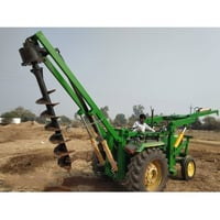 Heavy Duty Pole Installation Machine