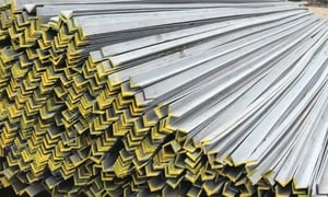 High Strength Structural Steel Angle