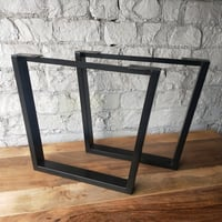 Metal Table Base With High Weight Bearing Capacity