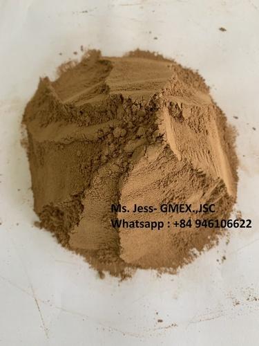 Raw Brown Joss Powder