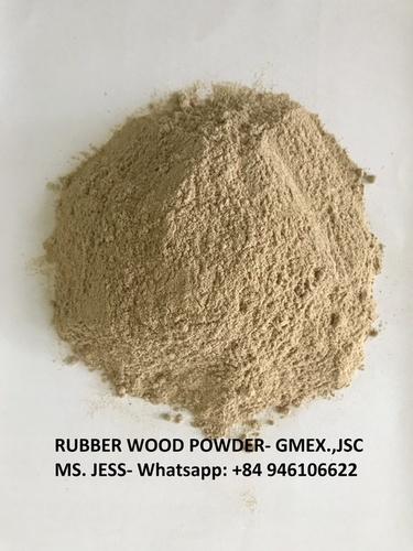 100% Natural Wood Powder