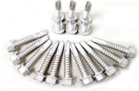 MS Galvanized Nut Bolts
