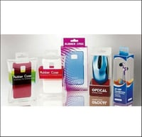 PVC Offset Printing Packaging Boxes