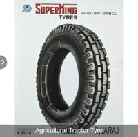 Agricultural Tractor Twin Rib Tyre