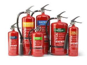 Highly Durable Fire Extinguishers