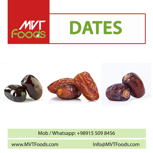 High Nutrition Dried Dates