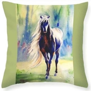 Horse Printed Pillow Covers for Sofa Sets