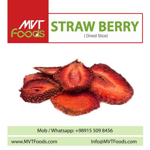 Rich Taste Dried Strawberry