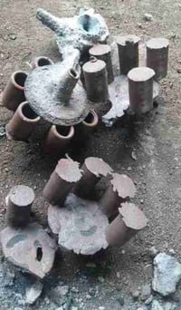 Chilled Iron Valve Tappet Castings