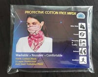 Reusable Protective Cotton Face Mask
