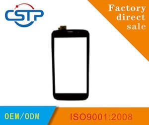 Mobile Touch Screen Display