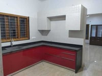 Accurate Dimension Kitchen Cabines With Glass