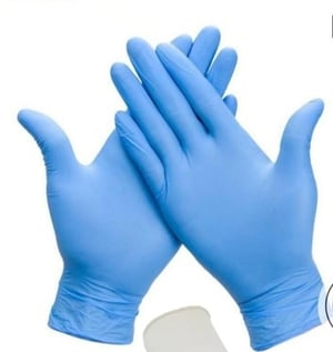 Disposable Nitrile Hand Gloves