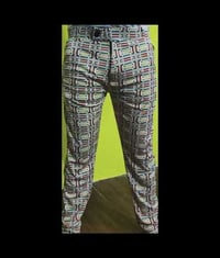 Mens Printed Lower Track Pant