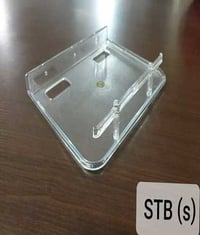 Unbreakable ABS Set Top Box Stand
