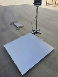 Weighing Scale with Digital Display