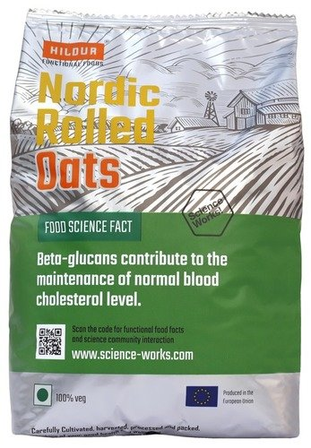 Cereal Nordic Rolled Oats 1 Kg