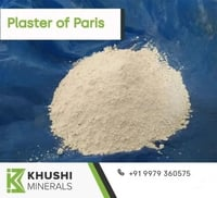 Plaster Of Paris Powder